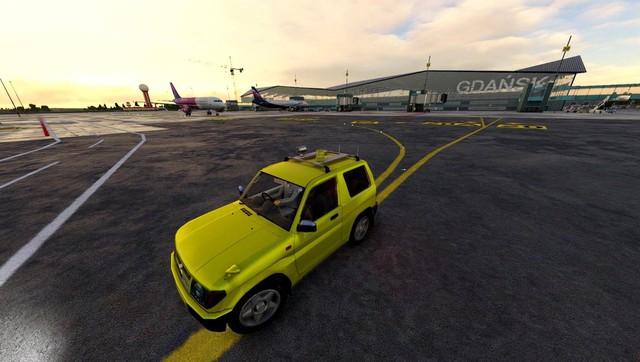 Xuất hiện mod đi vòng quanh thế giới bằng ô tô trong Flight Simulator 2020 - Ảnh 3.