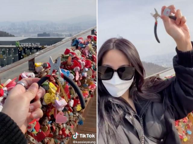 Chia tay bạn trai, cô gái nhất quyết bay từ Mỹ về Hàn Quốc để làm một việc chưa từng có - Ảnh 1.