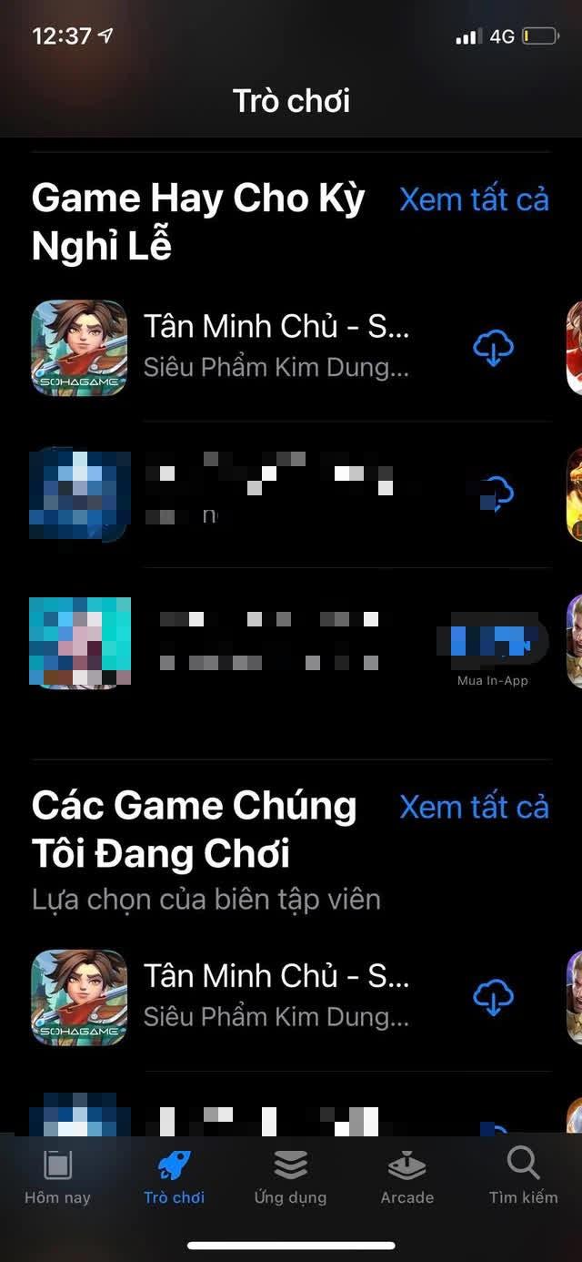 Tân Minh Chủ độc chiếm TOP 1 Game Hay của năm 1804382207510871555557551845896418840786608n-16199311236641769069434-16199312275701900980214