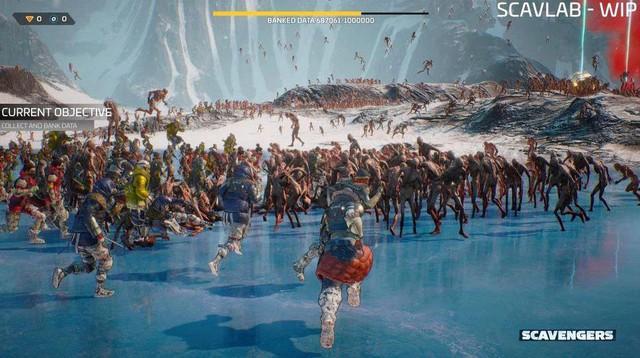 Game Battle Royale đầu tiên có 9000 người chơi trên 1 bản đồ chính thức mở cửa miễn phí - Ảnh 2.