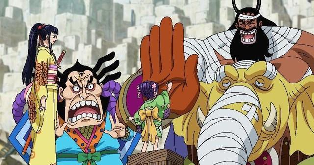 One Piece: Trái ác quỷ của O-Tama đã được tiết lộ trong Vivre Card Databook - Ảnh 2.