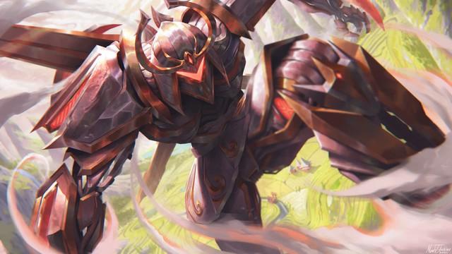 Riot ra mắt loạt trang phục Vũ Trụ đẹp đỉnh của chóp cho Yasuo nhưng đáng tiếc không phải của LMHT - Ảnh 9.