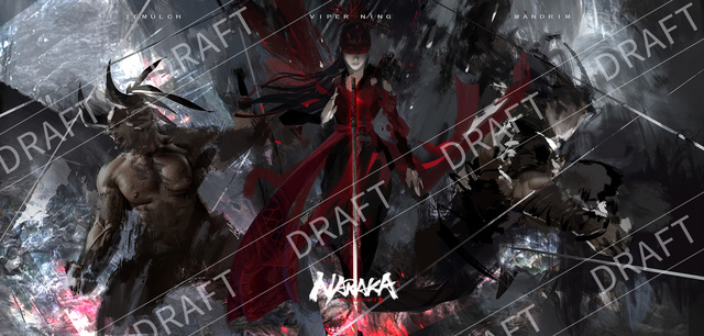 PUBG kiếm hiệp Naraka: Bladepoint sắp trở lại, ấn định thời gian ra mắt bản Beta mới, gấp đôi số nhân vật khả dụng - Ảnh 1.