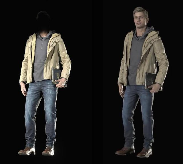 Các modder đã lật mặt Ethan Winters của Resident Evil Village - Ảnh 2.
