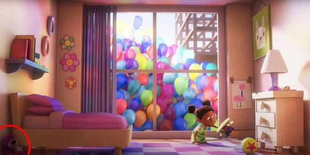 Soi loạt Easter Egg được giấu trong phim hoạt hình Pixar, những chi tiết bé xíu hóa ra đều có ý nghĩa cả - Ảnh 6.