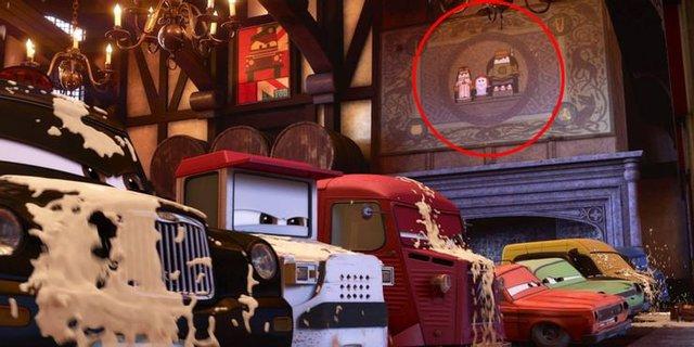 Soi loạt Easter Egg được giấu trong phim hoạt hình Pixar, những chi tiết bé xíu hóa ra đều có ý nghĩa cả - Ảnh 8.