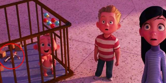 Soi loạt Easter Egg được giấu trong phim hoạt hình Pixar, những chi tiết bé xíu hóa ra đều có ý nghĩa cả - Ảnh 16.