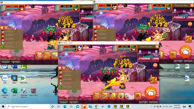 Giftcode đặc biệt Gọi Rồng Online duy nhất 20/5 - Ảnh 4.