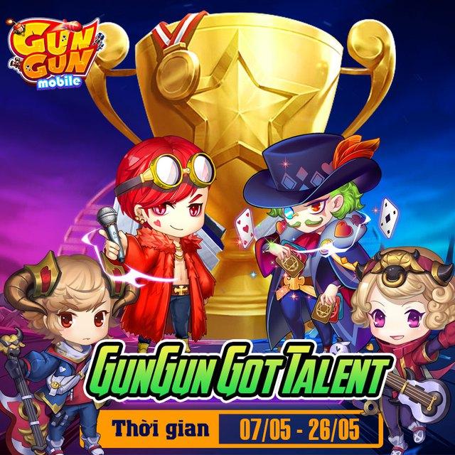 Những gương mặt trai tài, gái sắc xuất sắc nhất đã lộ diện, vòng 2 GunGun Got Talent chính thức bắt đầu! - Ảnh 1.