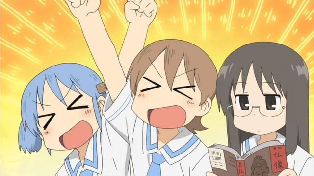 """Top 10 anime Nhật Bản """"tấu hài cực mạnh"""" giúp fan giải khuây trong cái ngày đón nhận toàn tin buồn - Ảnh 1."""