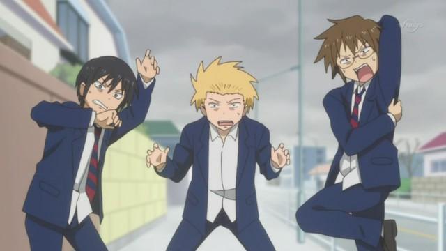"""Top 10 anime Nhật Bản """"tấu hài cực mạnh"""" giúp fan giải khuây trong cái ngày đón nhận toàn tin buồn - Ảnh 4."""