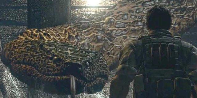 Jack Baker và 10 quái vật được đánh giá là mạnh nhất series Resident Evil - Ảnh 2.