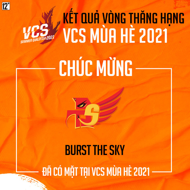 Hủy diệt Vòng thăng hạng, Burst The Sky Esports và Luxury Esports chính thức trụ lại VCS - Ảnh 3.