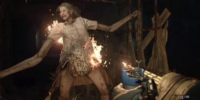 Jack Baker và 10 quái vật được đánh giá là mạnh nhất series Resident Evil - Ảnh 3.