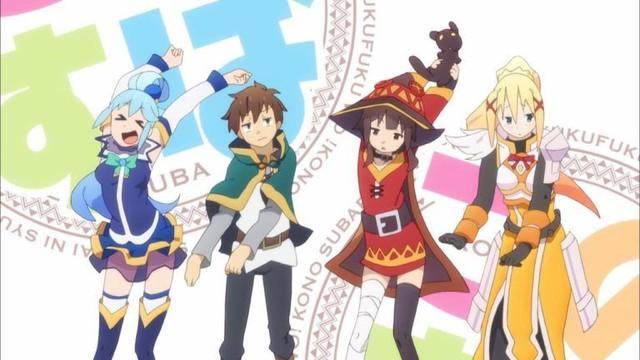 """Top 10 anime Nhật Bản """"tấu hài cực mạnh"""" giúp fan giải khuây trong cái ngày đón nhận toàn tin buồn - Ảnh 6."""