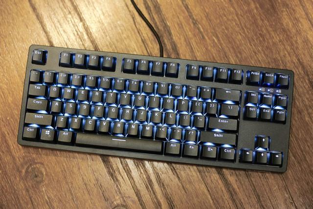E-Dra EK387: Bàn phím gaming giá ngon, trang bị switch cao cấp bấm siêu sướng - Ảnh 3.