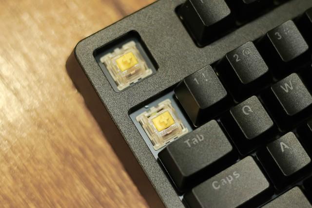 E-Dra EK387: Bàn phím gaming giá ngon, trang bị switch cao cấp bấm siêu sướng - Ảnh 2.