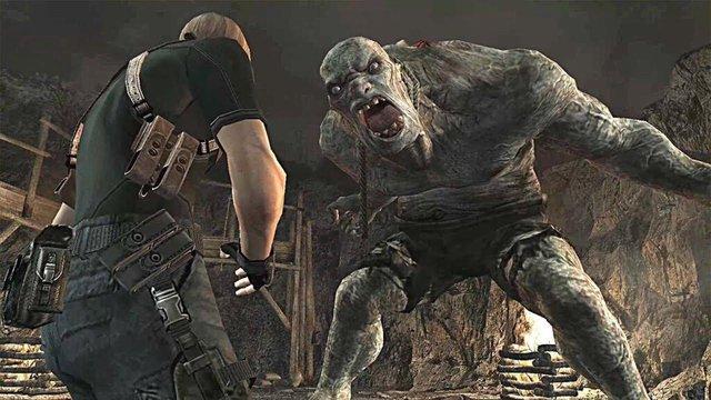 Những con trùm khổng lồ với ngoại hình kinh dị, khiến người chơi mất ngủ trong Resident Evil - Ảnh 1.