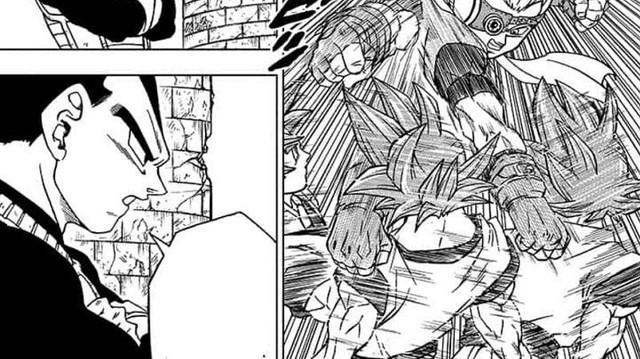 Dragon Ball Super: Goku có thêm khả năng mới với Bản năng vô cực nhưng vẫn bị phế trước con mắt phải của Granolah - Ảnh 1.