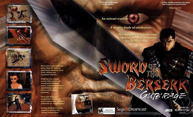 Tưởng nhớ tác giả Kentaro Miura, nhìn lại những lần series Berserk được làm game - Ảnh 1.
