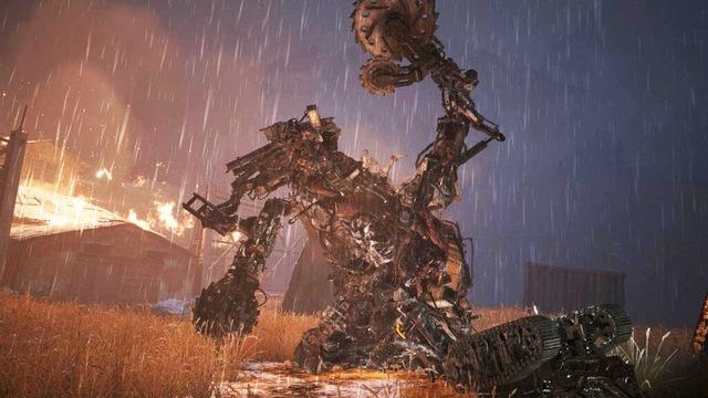 Những con trùm khổng lồ với ngoại hình kinh dị, khiến người chơi mất ngủ trong Resident Evil - Ảnh 3.