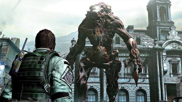 Những con trùm khổng lồ với ngoại hình kinh dị, khiến người chơi mất ngủ trong Resident Evil - Ảnh 5.