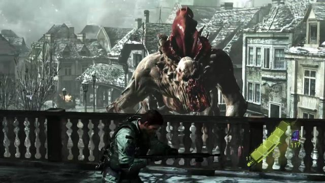 Những con trùm khổng lồ với ngoại hình kinh dị, khiến người chơi mất ngủ trong Resident Evil - Ảnh 6.