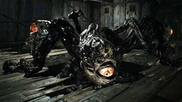 Những con trùm khổng lồ với ngoại hình kinh dị, khiến người chơi mất ngủ trong Resident Evil - Ảnh 7.