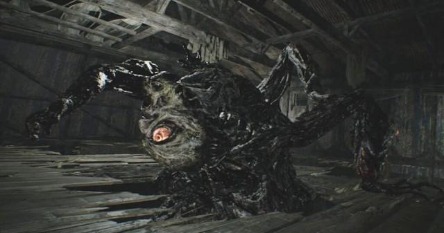 Những con trùm khổng lồ với ngoại hình kinh dị, khiến người chơi mất ngủ trong Resident Evil - Ảnh 8.