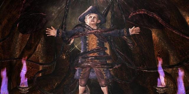 Những con trùm khổng lồ với ngoại hình kinh dị, khiến người chơi mất ngủ trong Resident Evil - Ảnh 9.