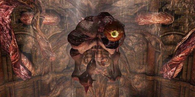 Những con trùm khổng lồ với ngoại hình kinh dị, khiến người chơi mất ngủ trong Resident Evil - Ảnh 10.
