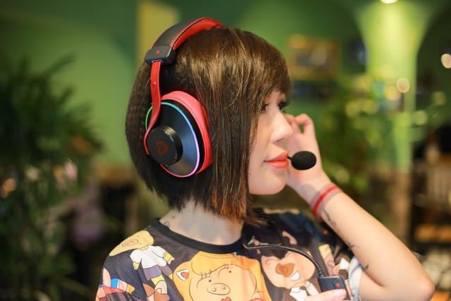 DareU EH745: Tai nghe gaming 7.1,