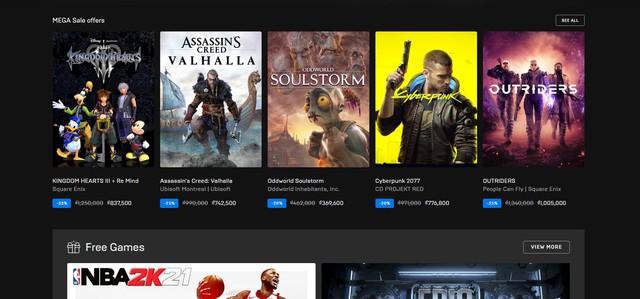 Epic tặng game thủ 230.000 VNĐ để mua game xả láng - Ảnh 2.