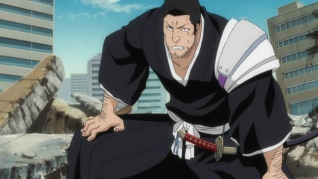 Top 8 ông bố mạnh mẽ của các nhân vật chính trong thế giới anime, cha và con dư sức cân cả thế giới - Ảnh 7.