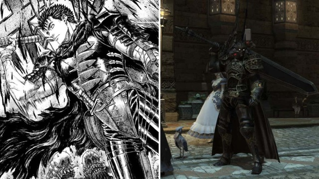 Hàng ngàn game thủ Final Fantasy XIV tưởng nhờ tác giả manga Berserk vừa qua đời - Ảnh 2.