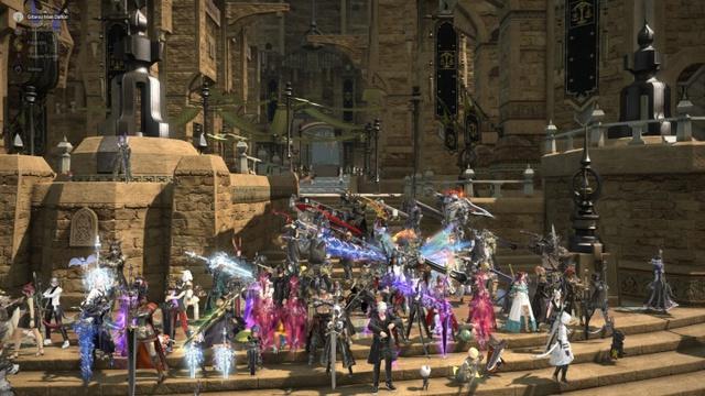 Hàng ngàn game thủ Final Fantasy XIV tưởng nhờ tác giả manga Berserk vừa qua đời - Ảnh 3.