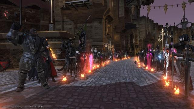 Hàng ngàn game thủ Final Fantasy XIV tưởng nhờ tác giả manga Berserk vừa qua đời - Ảnh 4.
