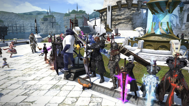 Hàng ngàn game thủ Final Fantasy XIV tưởng nhờ tác giả manga Berserk vừa qua đời - Ảnh 5.