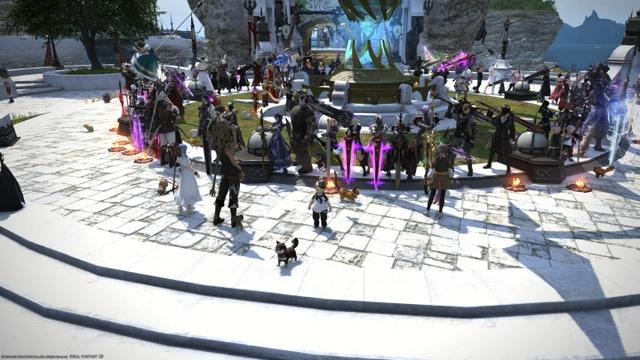 Hàng ngàn game thủ Final Fantasy XIV tưởng nhờ tác giả manga Berserk vừa qua đời - Ảnh 6.