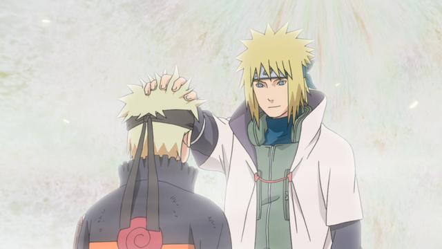 Top 8 ông bố mạnh mẽ của các nhân vật chính trong thế giới anime, cha và con dư sức cân cả thế giới - Ảnh 4.