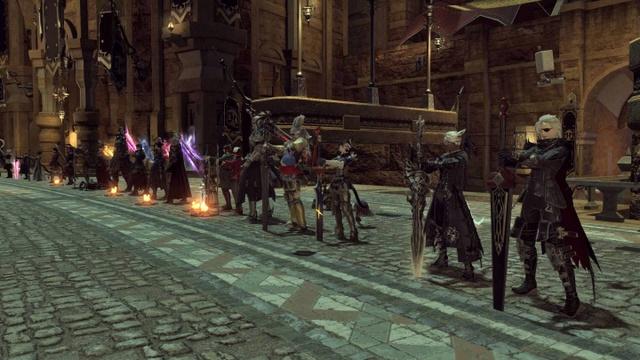 Hàng ngàn game thủ Final Fantasy XIV tưởng nhờ tác giả manga Berserk vừa qua đời - Ảnh 7.