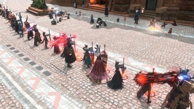 Hàng ngàn game thủ Final Fantasy XIV tưởng nhờ tác giả manga Berserk vừa qua đời - Ảnh 8.