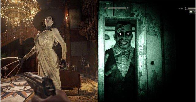 Top 10 tựa game kinh dị sinh tồn dành cho game thủ chưa Resident Evil Village - Ảnh 1.