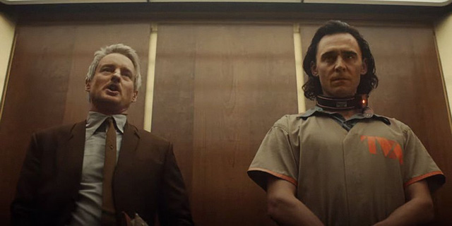 Series Loki ra mắt video mới: Loki đấu khẩu với cảnh sát thời gian, bị bắt nhưng vẫn không quên tấu hài - Ảnh 3.