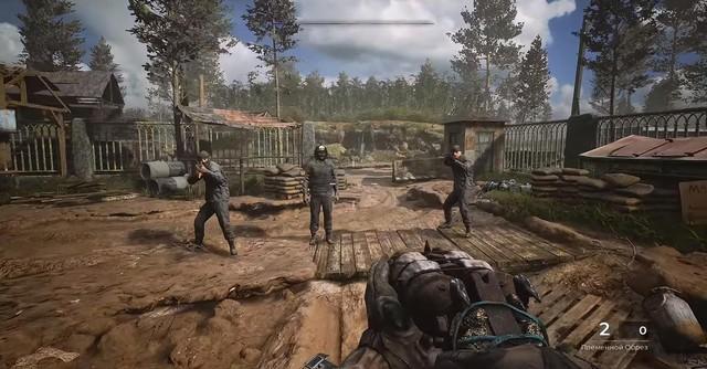 Xuất hiện tựa game bắn súng sinh tồn đặt bối cảnh nước Nga hậu tận thế vô cùng đẹp mắt - Ảnh 3.