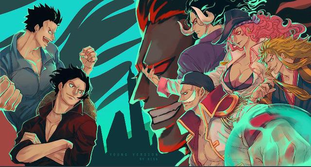 Liệu One Piece sẽ có thêm một dự án anime movie nữa kể về băng hải tặc Rocks, vẫn thành công mà không khai thác Luffy? - Ảnh 1.