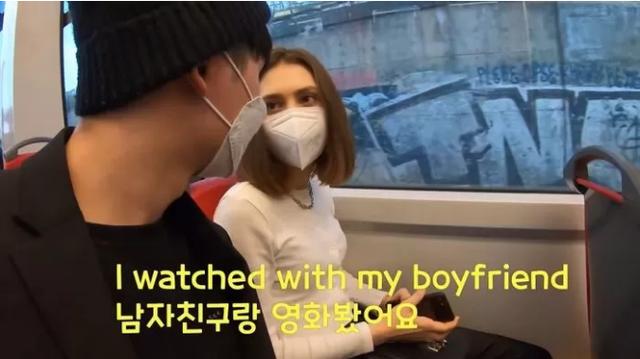 Gặp gái xinh trên xe bus, nam YouTuber thể hiện khả năng tán tỉnh siêu đỉnh, tung clip chốt hạ sau một tháng khiến CĐM ngỡ ngàng - Ảnh 2.