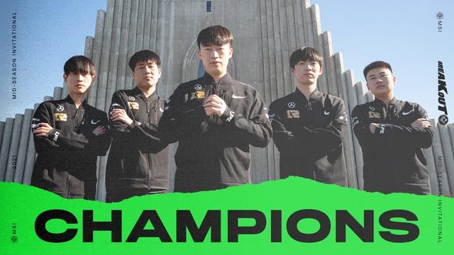 Những thống kê thú vị đằng sau chức vô địch MSI 2021 của RNG: Người Trung Quốc thống trị tuyệt đối - Ảnh 1.