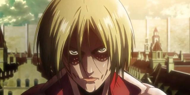 Top 10 waifu mạnh nhất trong Attack on Titan, Mikasa còn xếp sau cả loạt nhân vật này (P.2) - Ảnh 2.