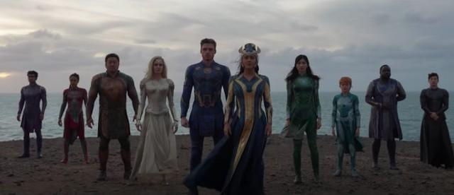 Marvel hé lộ dàn siêu anh hùng mới của vũ trụ điện ảnh hậu Thanos trong siêu bom tấn Eternals - Ảnh 6.